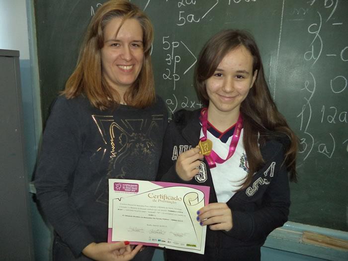 2ª fase da Olimpíada Brasileira de Matemática conta com 122 alunos