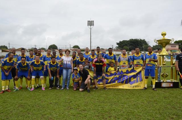 Goleadas marcam as finais da 1ª e 2ª Divisões do Campeonato Amador de Sumaré