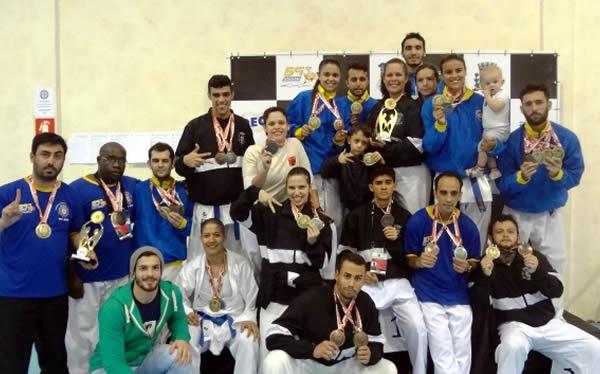 Sumaré participa do 61° Jogos Regionais com delegação composta por 207 atletas em 17 modalidades