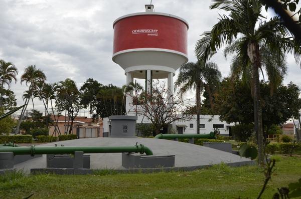 Manutenção afeta abastecimento de água em três bairros de Sumaré