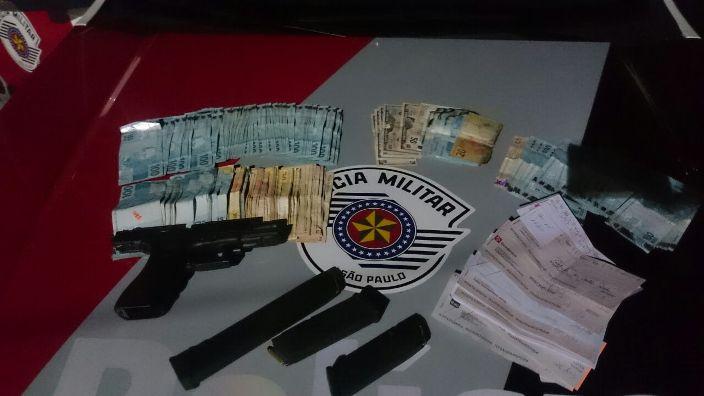 Suspeito de integrar quadrilha de roubos de carga é preso em Sumaré