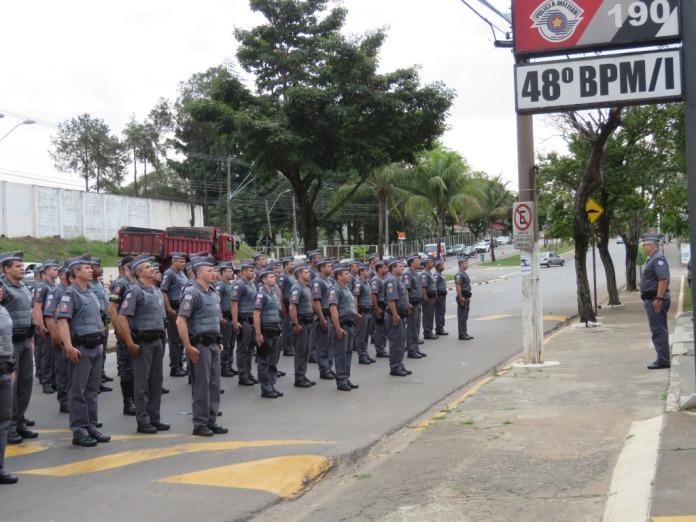 Polícia Militar inicia hoje (9) operação 'Saturação Regional'