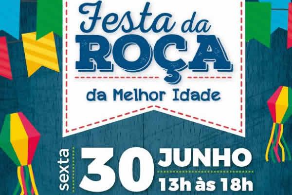 Festa na Roça é nesta sexta (dia 30)