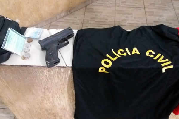 Ex policial civil de Alagoas é preso em Sumaré