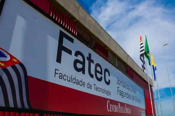 FATEC Sumaré está com insrições abertas para vestibular 2019