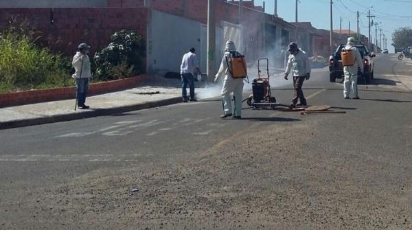 Prefeitura de Sumaré realiza dedetização preventiva em tubulações públicas