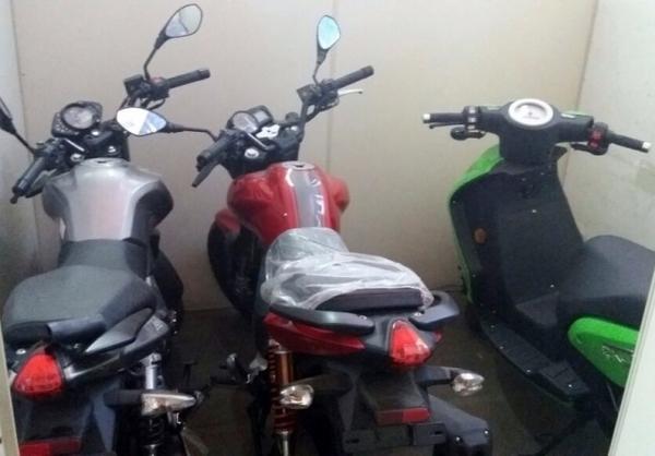 Doadas pela Receita Federal à Prefeitura de Sumaré, três motos são incorporadas ao patrimônio do Município e vão servir à Saúde e ao Trânsito