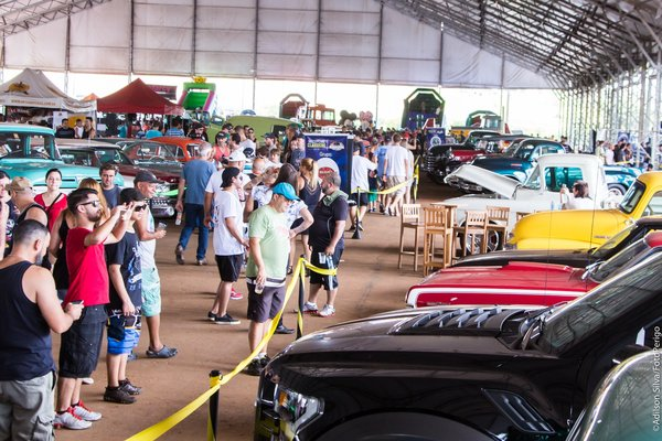 Mais de 12 mil pessoas prestigiam a Expo Clássico em Sumaré/SP