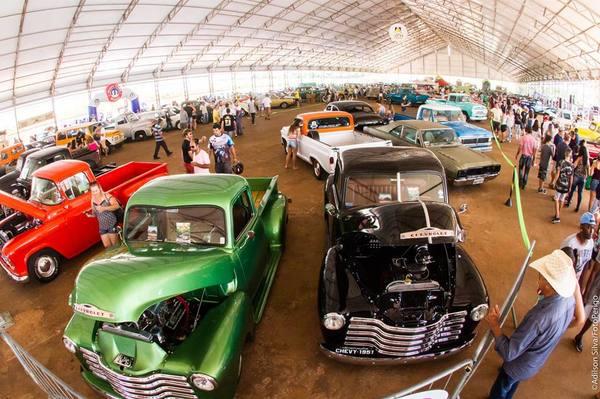 Expo Clássico em Sumaré
