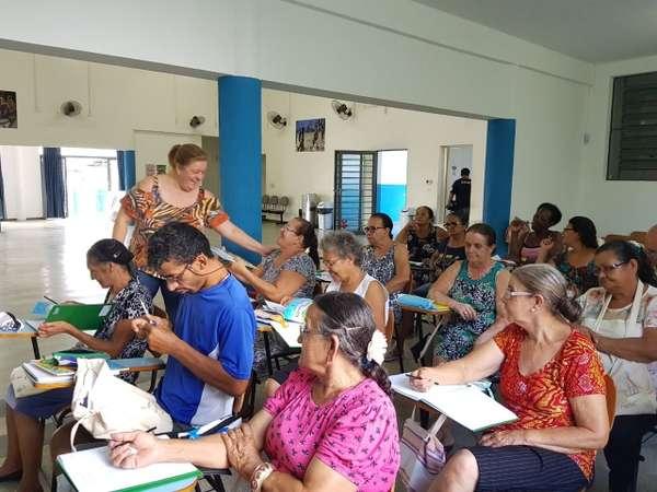 Alunos de Sumaré participam de atividades educativas na Cidade Mirim de Trânsito