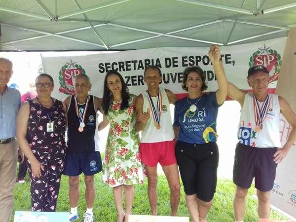 Atletas da Melhor Idade garantem medalhas para Sumaré e classificação para a etapa estadual
