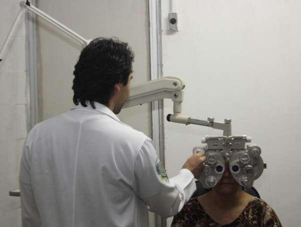 """Secretaria de Saúde realiza """"mutirão"""" de oftalmologia no sábado, dia 23"""
