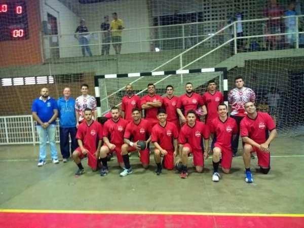 Equipe de handebol masculino de Sumaré vence os anfitriões nos Jogos Regionais