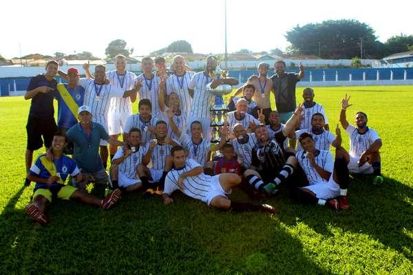 Campeonato Amador: categoria Veteranos tem início no próximo sábado, dia 20