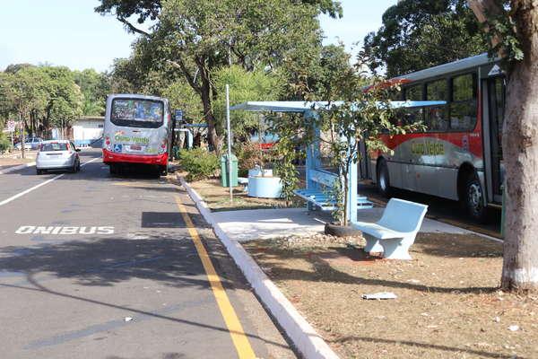 Linhas de ônibus do Matão têm mudança de ponto final