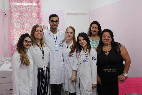 Base de Excelência da Mulher de Sumaré recebe nova equipe médica