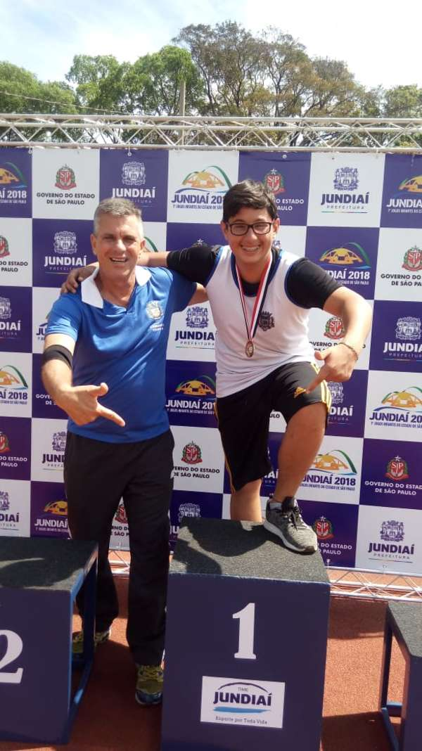 Escolinha de Atletismo de Sumaré encerra o ano com 78 medalhas e vice-campeonato do I Jogos Infantis do Estado