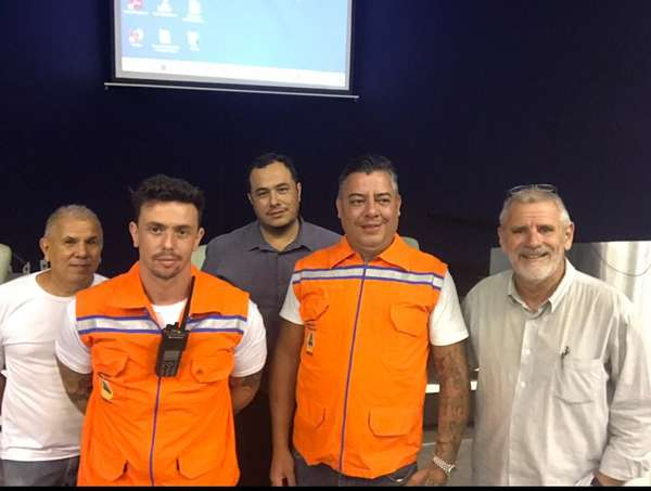 Defesa Civil de Sumaré realiza palestra sobre prevenção a incêndios causados por instalação elétrica ou de gás