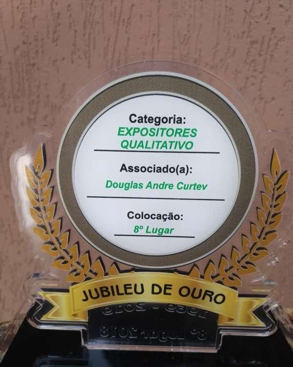 Orquidófilo de Sumaré recebe prêmio pelo segundo ano consecutivo por qualidade das orquídeas da cidade