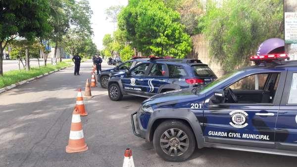 """Guarda de Sumaré realiza """"Operação Bairro Seguro"""" na Área Cura"""