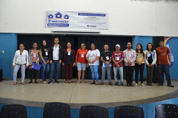 5ª Conferência Municipal de Habitação discute regularização fundiária em Sumaré