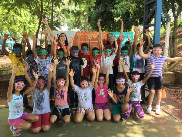 Projeto de iniciação esportiva atende a 180 crianças de Sumaré
