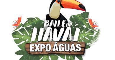 Expo Águas recebe Baile do Havaí